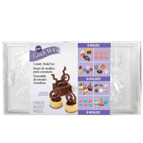 Schokolade und Formen